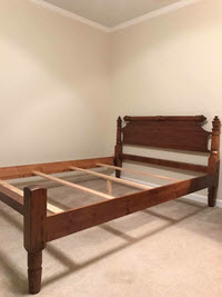 Antique Bed Resizing