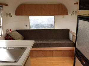 Camper Interior Restoration